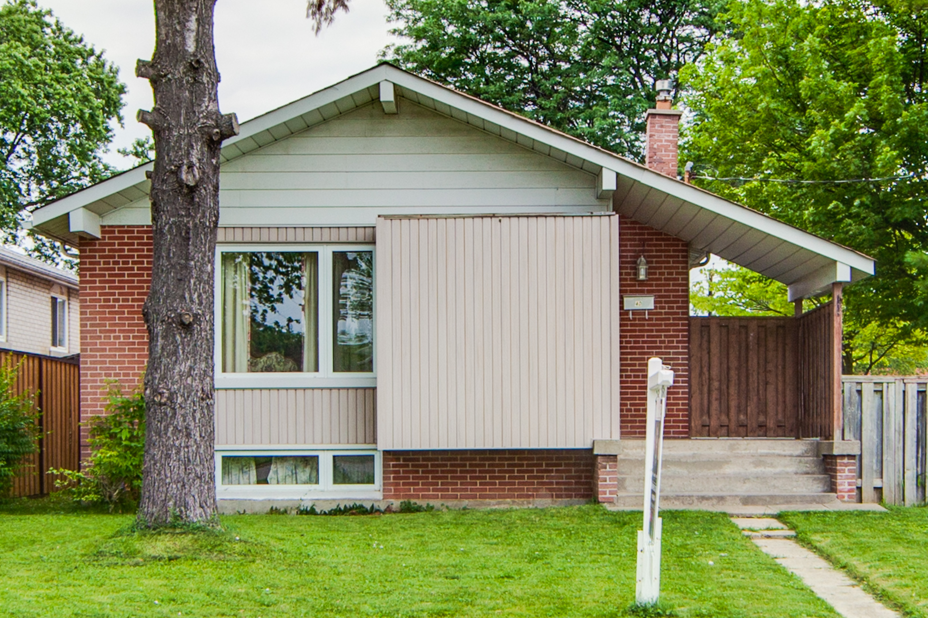 SOLD- 40 French Ave, Toronto