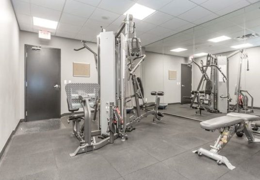 38 Joe Shuster Way - gym