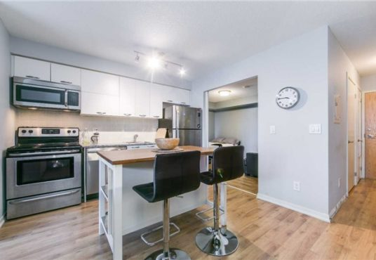 38 Joe Shuster Way - kitchen