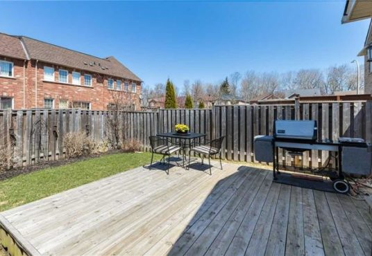 34 Gateway Crt - backyard space