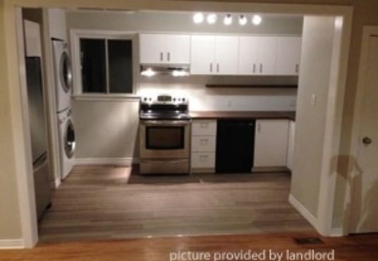 Ajax Detached Main Floor rental_kitchen and laundry