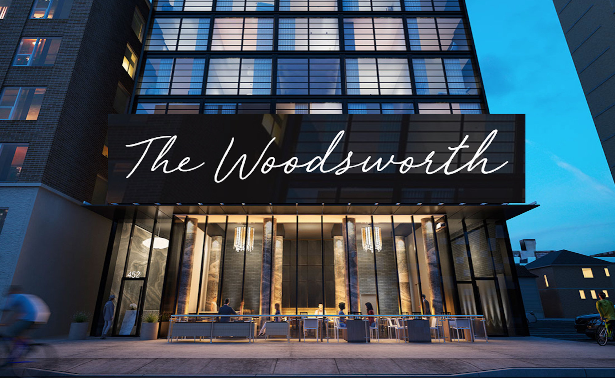 The Woodsworth Condos - Exterior Rendering
