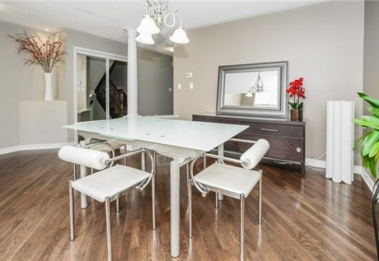 729 Turrell Cres - Dining Room